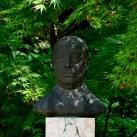 Bölöni György mellszobra