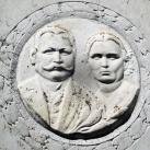 Dezső - Szánthó-síremlék