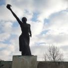 Gombaszögi Frida és Miklós Andor síremléke
