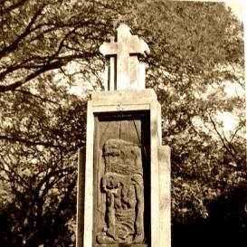 Szerb katonák első világháborús emlékműve
