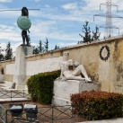 Leonidász király emlékműve