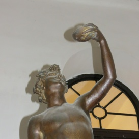 Bacchus-szobor