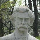 Mark Twain mellszobra