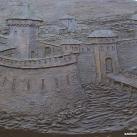 Emléktábla - a székesfehérvári királyi vár