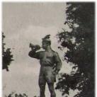 Cserkész-szobor