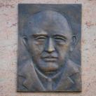 Nagy-Pál István domborműves portréja