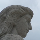 Munkáskamarai szökőkút-szobor