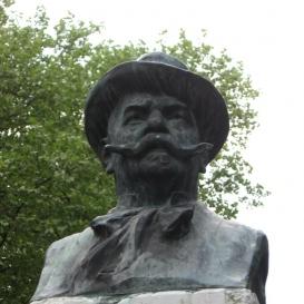 Gubody Ferenc-mellszobor