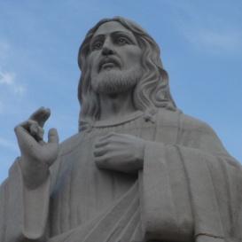 Áldó Krisztus