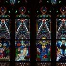 Szűz Mária életéből vett jelenetek
