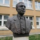 Walter Mihály mellszobra
