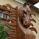 A szabadságharc lova