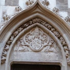 Hunyadi bővített címer