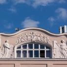 A Paulheim-ház épületdíszei