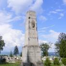 I. világháborús hősök emlékoszlopa