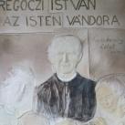Regőczi István-dombormű
