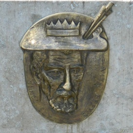 Zsigmond Attila festő síremléke