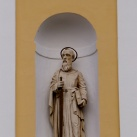 Szent Péter és Szent Pál szobra