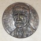 Csonka János-emléktábla