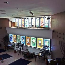 A 12 zsidó törzs