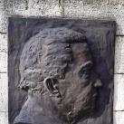 Kiss Lajos síremléke