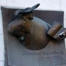 Johannes Gutenberg-emléktábla