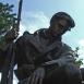 Premontrei diákok hősi emlékműve