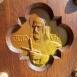 Zsolnay Mauzóleum  kapuja