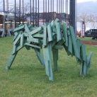 Zöld ló