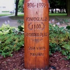 Millecentenáriumi emlékoszlop