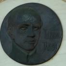 Tuzson János emléktáblája