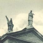 Nepomuki Szent János angyalokkal