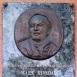 Márk Tivadar domborműves emléktábla