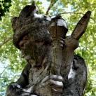 Losonczi báró Bánffy Dezső síremléke