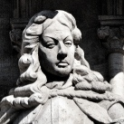 Országház - nyugati homlokzat: I. József