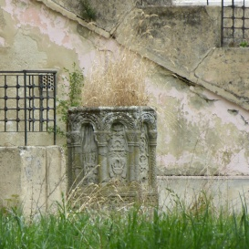 Velencei kútkáva műkő másolata