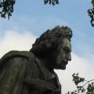 Vondel-szobor