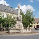 Nepomuki Szent János-emlékoszlop