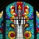IV. számú ravatalozó üvegablakai