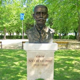 Gróf Széchényi Imre