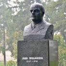 Jaša Prodanović mellszobra