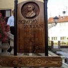 Somlyó Zoltán-emléktábla