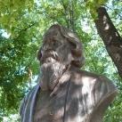 Rabindranath Tagore szobra