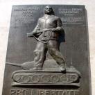 Az 1956-os magyar szabadságharc emlékére