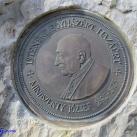Mindszenty József-emlékkő