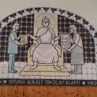 István király iskolát alapít
