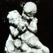 Ádám és Éva-szobor