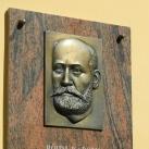 Böhm Károly filozófus emléktáblája