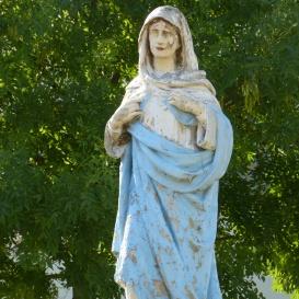 Hétfájdalmú Szűz Mária