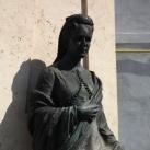Miksa Zsuzsanna szobra